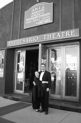 Impresario Theatre Photo: (260px * 395px)